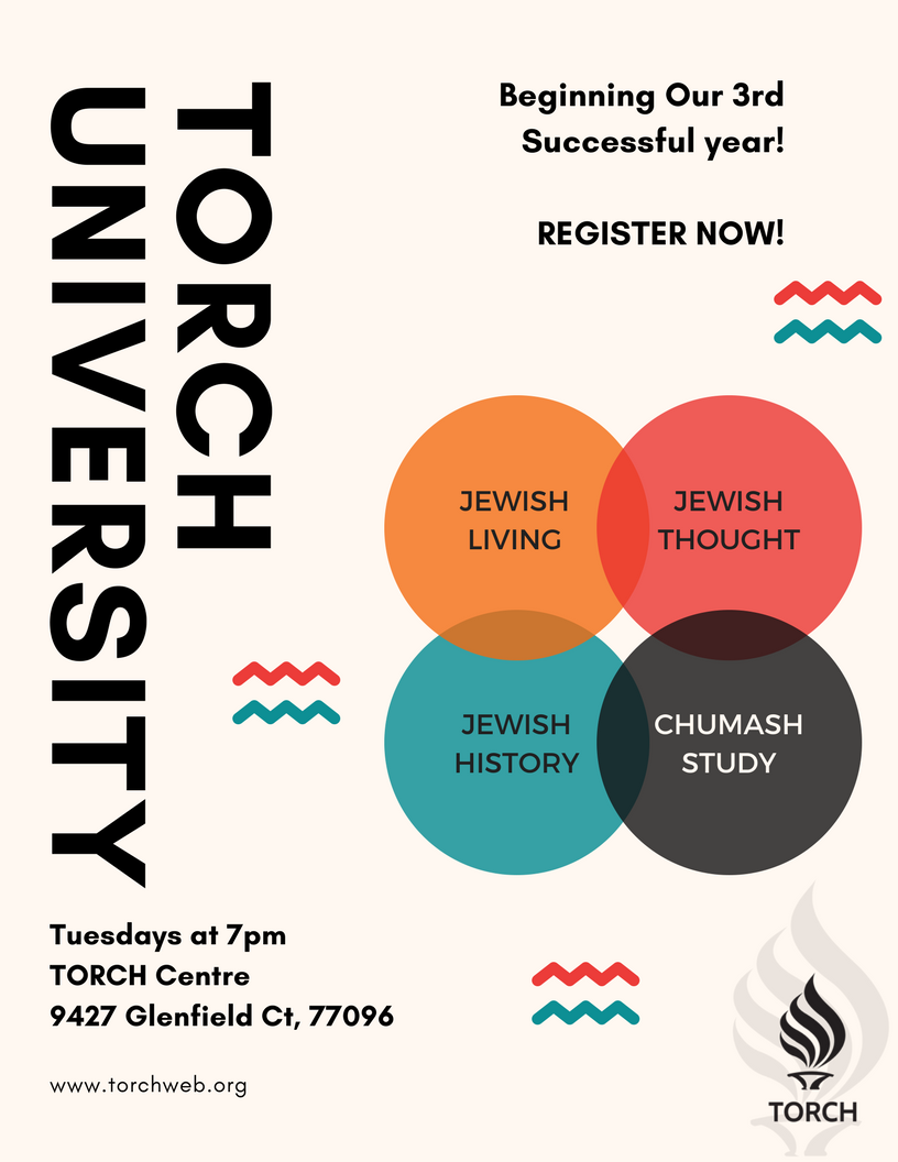 TORCH: Connecting Jews & Judaism