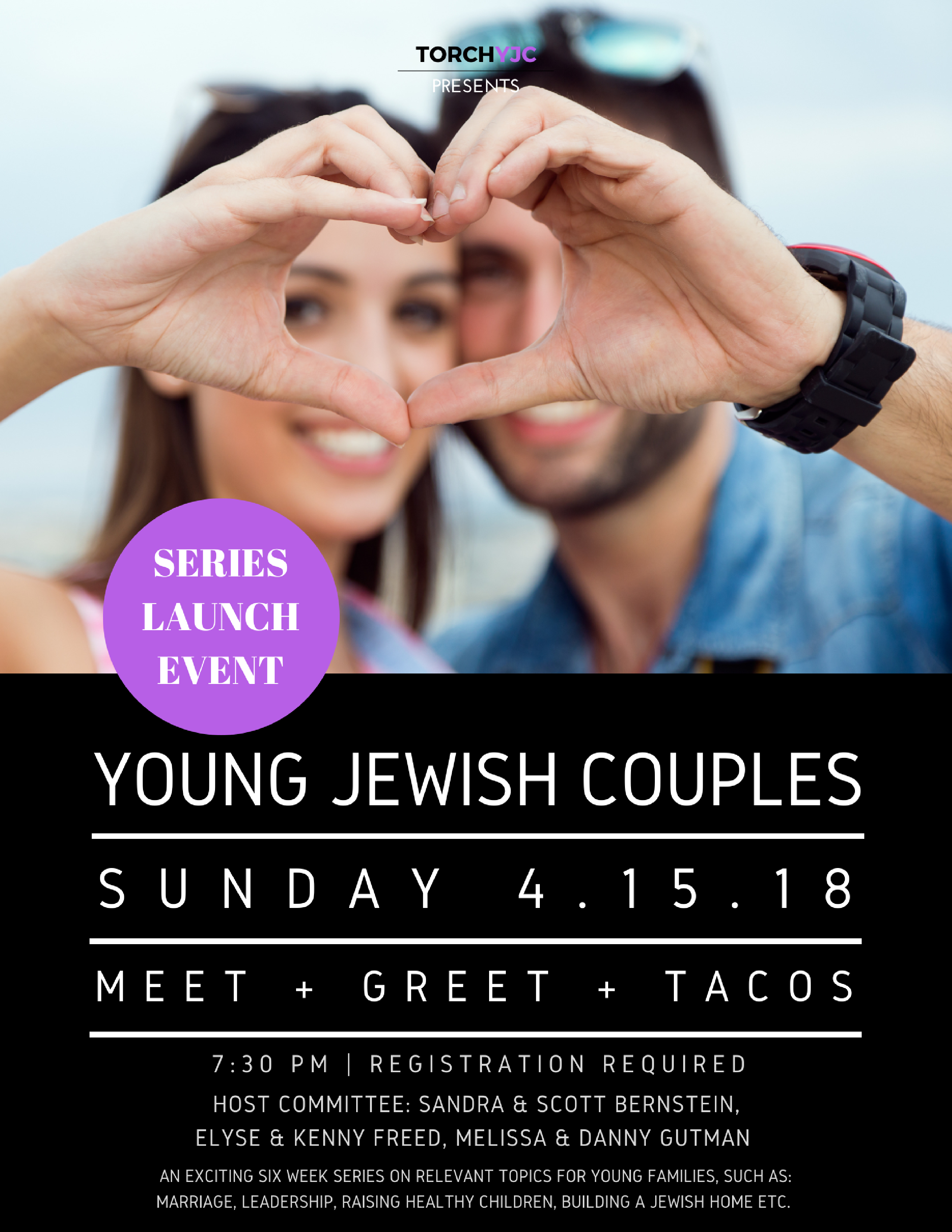 Jewish dating topics